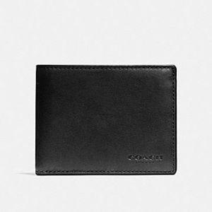 Authentic Men's Coach Wallet